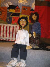 Kolme tarinaa Brasiliasta nuket